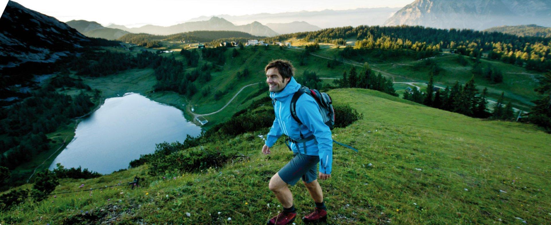 Urlaub im Wanderparadies