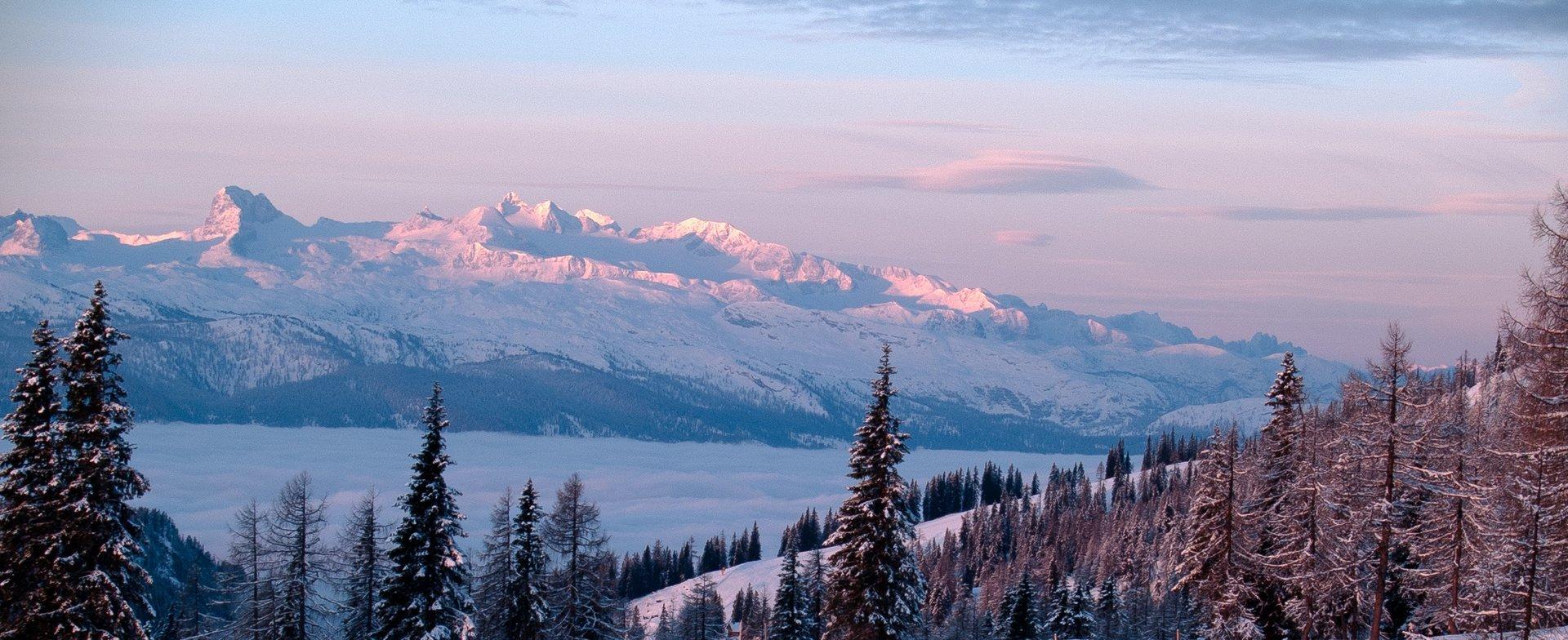 Winterurlaub in Tauplitz